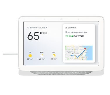 Google Nest Hub - Smart Home - ${busines_name} - Texarkana, TX _ DISH Authorized Retailer