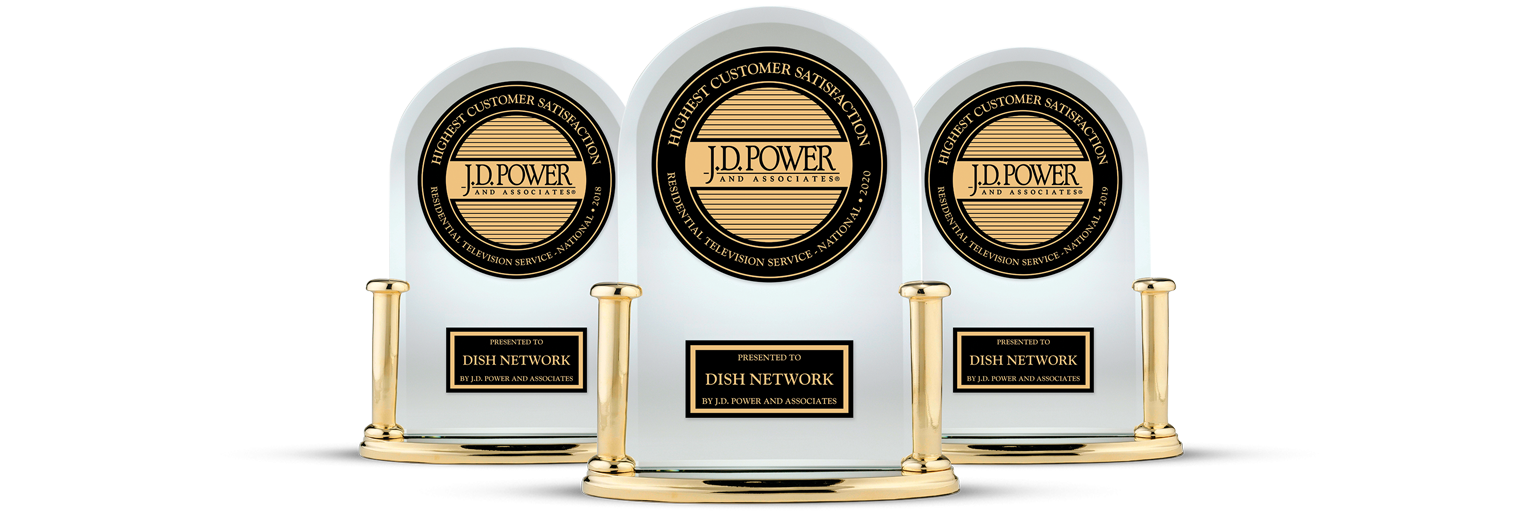 DISH Customer Satisfaction - Ranked #1 by JD Power - 5 Star Communications in Texarkana, Texas - DISH Authorized Retailer
