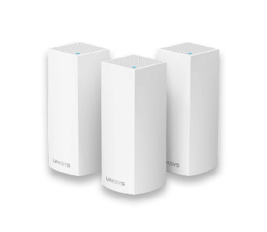 DISH Smart Home Services - Linksys Velop Mesh Router - Texarkana, Texas - 5 Star Communications - DISH Authorized Retailer