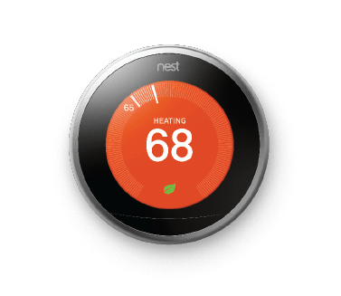 DISH Smart Home Services - Nest Learning Thermostat - Texarkana, Texas - 5 Star Communications - DISH Authorized Retailer